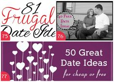 101 Date Idea Round-Ups: The ULTIMATE Date Night List