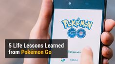 There are some life lessons to be learned while playing Pokemon Go. To find out more about Regenerative Medicine Solutions, please call (877)…