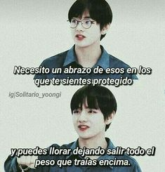 And I'm like which anime is this😅😅😂 Frases Bts, Frases Tumblr, Bts Taehyung, Bts Suga, Spanish Phrases, Bts Quotes, Sad Life, Fake Love, Bts Lockscreen