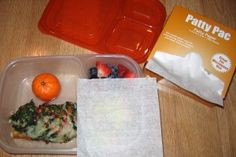 How to keep EasyLunchbox containers from leaking