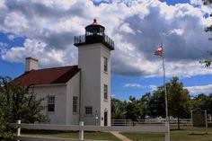 Sand Point Lighthouse - Escanaba