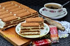 Lotus dezert – Maminčiny recepty Tiramisu, Sweet Recipes, Lotus, Sweets, Cake, Ethnic Recipes, Food, Sweet Pastries, Pie Cake