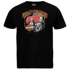 Original Harley-Davidson Dealer Shirt  BEST FRIENDS  T-Shirt  *R0004095* Gr. L