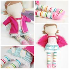 back pack doll sewing tutorial