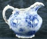 Image detail for -Flow Blue Antique China