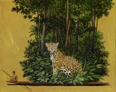 Pedro Ruiz, 1957 ~ Conceptual painter