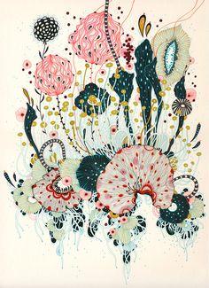 Charme - Fine Art Print, Giclee Print - impression