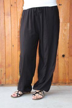 Black & White MASI Harem Pants. So Comfy. Parachute Pants, Harem Pants, Comfy, Black And White, Collection, Style, Fashion, Swag, Moda