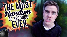 The Most Random 60 Seconds Ever. BEST. CONNOR. VIDEO. EVER