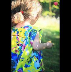 "Pinkyboo. Summer '15 Bluse.""Circle"""