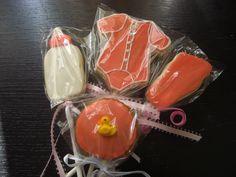 Baby Theme Cookies!