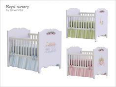 Severinka_'s [Royal nursery] crib (deco)
