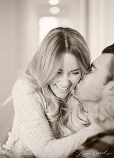 Lauren Conrad's engagement photos