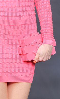 'Clutch' Lego, de Chanel