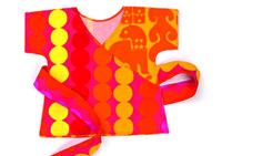 Ryhdy hyväntekijäksi ompelemalla kangasnuttuja Etiopian vauvoille.