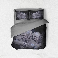 Night Lily. For prints or products featuring my designs see my shops at: Society6: http://ift.tt/2zpjWH7 RedBubble: http://ift.tt/2mRfgUK Fine Art America: http://ift.tt/2zqq16f #duvet. #bedroomdesign. #bedroomdecor #bedroomdesignideas. #designinteriors #interiordesign #interiordesigninspiration #homelove #bedtime #bedding #bedroom #ShareMySociety6 #furnishings #society6 #redbubble #bedlinens #sleep #sleepwell #sleeptime #pillow - Architecture and Home Decor - Bedroom - Bathroom - Kitchen…