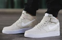 the best attitude b44d5 d36c2 Nike Air Force 1 History Release Dates  Nice Kicks New Nike Air Force, Air