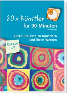 20 x knstler fr 90 minuten klasse 12 - Wassily Kandinsky Lebenslauf