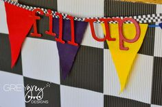 Two-lladega 2nd Birthday | CatchMyParty.com