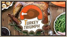 How to Fix Dry Turkey Meat - Did the bird come out a little dry? No need for Turkey Day drama! It's an easy fix.