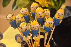 Encontrando Ideias: Festa dos Minions!!!
