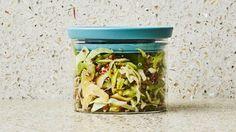 Quinoa Bowl with Lentils and Mustard Vinaigrette Recipe | Bon Appetit