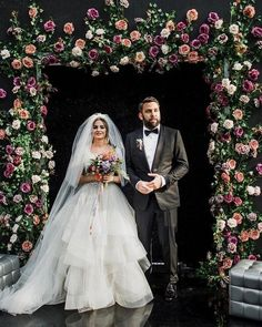 Wedding Arches and Backdrops from nebodecor #wedding #weddings #weddingideas #himisspuff Wedding Arch Flowers, Wedding Arch Rustic, Diy Wedding Backdrop, Wedding Arches, Wedding Colors, Head Table Wedding, Weddingideas, Backdrops, Weddings