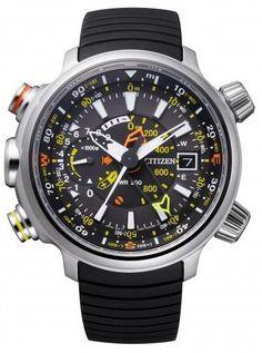 Citizen Promaster Metric Altichron JDM Duratect Titanium Japan Watch