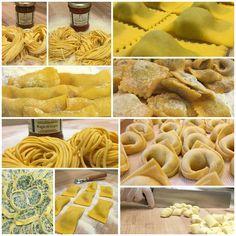 Le selezioni settimanali del Pastificio #PastaFresca #illussodellasemplicità. Classica: tagliatelle, tagliolini, spaghetti alla chitarra, ravioli e cappelletti di carne, ravioli di magro e i nostri richiestissimi gnocchi. Rock'n'Roll: bauletti melanzane e pecorino, rotolo di spinaci, cappelletti erbette e patate e gli stagionali ravioli di zucca. Provali con i nostri sughi!   Per info e prenotazioni  www.lamiapastafresca.it  02-4233127