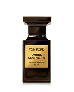 Textured, sleek, enveloping. For the first time, Tom Ford unveils a Private Blend Eau de Parfum directly inspired by the runway. Ombre Leather 16 invites you into a complete vision of the Autum/Winter