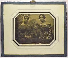 Family. Daguerreotype by Gregor Renard. Kiel, c.1846