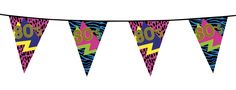 Length of bunting is approx 20 feet / 6 m long. Each plastic pennant flag is decorated with brightly coloured retro animal print patterns in 2 alternating designs with on each flag. Large American Flag, American Flag Decor, Pennant Flags, Bunting Banner, Retro Party, 90s Party Decorations, Diana, Happy Birthday My Love, Party Bunting