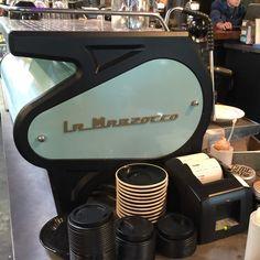 La Marzotto Espresso Machine Fantastico Coffee and Espresso