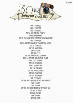 37 Photo Challenges for 2015 . Have fun finishing the challenge and then create a Poyomi photo book from the photos! I searched for this on /images