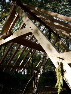 timber frame beauty