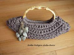 crochet bags  TUTORIAL: YES