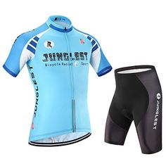 2016M TypeSet sizeM Set Jersey Tights Dry Breathable Shorts Comfortable Short Sportswear Shirts Cycling Tops Men pad Quick soft Sleeve perspiration Cool * Want to know more, click on the image.
