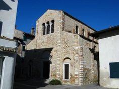 Italia Medievale - Contributi - Santa Maria delle Grazie: la basilica piu antica di Grado