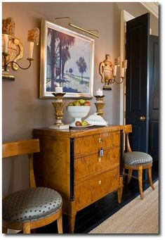 Biedermeier Furniture- Traditional Home