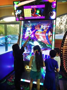 Providing you with the #BestPlaceEver, #KidsWorldLA is the place every #kid wants to go! With #fun #games to play and an #arcade to #explore, put #KidsWorld on your list of things to do when planning for a #BirthdayParty in #2017! #HappyKids #HappyParents #BirthdayPartyPackages #BallBlaster #NewGenerationGames #AtomicRush #LALifestyle #SoMuchFun