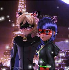 super couples🥰 - a Little edit >w<❤️🖤 - i need more ship edits on my acc😂😂 - and omg i really love the updates they did to ibis… Miraculous Ladybug Movie, Miraculous Ladybug Wallpaper, Adrien Miraculous, Disney Princess Birthday Party, Meraculous Ladybug, Editing Pictures, Cartoon Wallpaper, Anime, Cats