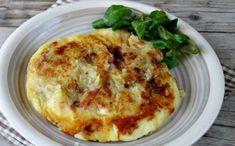 Galette de pomme de terre au jambon WW, recette d'une savoureuse galette facile et simple à réaliser pour un repas léger du soir accompagnée d'une salade.
