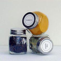 Mini Spice Jar