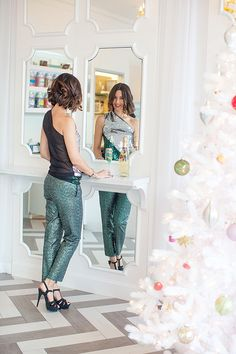WEAR+WHERE+WELL » Try the Trend : Sparkly Sequins