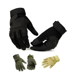 E0495- Free shipping new outdoor sports camping mountaineering warm full finger gloves wholesale #Affiliate