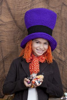 Ravelry: Mad Willy Hat pattern by Sharon Mann