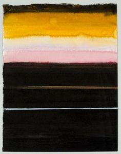 Mark Rothko, watercolor