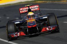 Lewis Hamilton @ GP Australia 17th March 2012