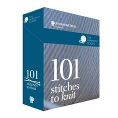 Harmony Guides: 101 Stitches to Knit (The Harmony Guides) by Erika Knight http://www.amazon.com/dp/1596681004/ref=cm_sw_r_pi_dp_oVoUub1XSDG8J