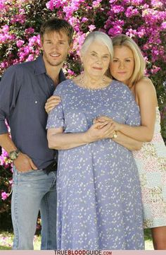 ....Jason, Their Grandmother-Ruby Jean & Sookie...